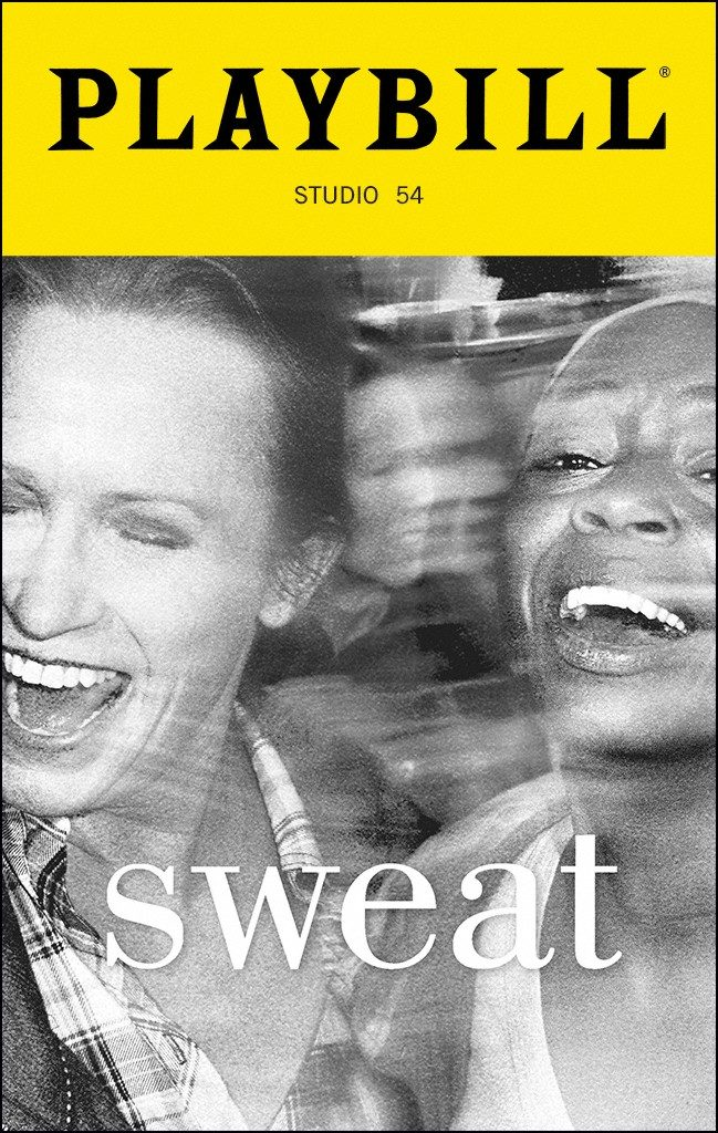 Sweat playbill